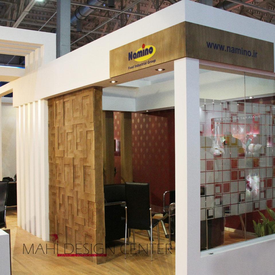 غرفه سازی٬ غرفه نمایشگاهی٬ غرفه نمایشگاهی نامی نو